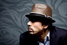Шляпа GOORIN BROTHERS арт. 100-0895 (темно-коричневый)